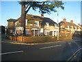 SU9683 : Street corner - Farnham Royal by Given Up