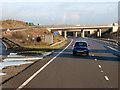 SU4772 : A34/M4 Junction by David Dixon