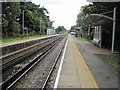 SU8953 : Ash Vale railway station, Surrey by Nigel Thompson