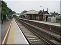 SU7943 : Bentley railway station, Hampshire by Nigel Thompson