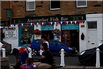 NO5603 : Anstruther Fish Bar by edward mcmaihin