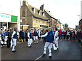 TL2697 : Morris dancers - Whittlesea Straw Bear Festival 2013 by Richard Humphrey