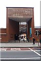 TQ3082 : Gateway to the British Library by Oliver Dixon
