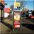 J3271 : Telephone call box, Belfast by Rossographer