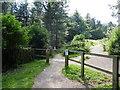 SE2100 : Which way today? ... Langsett Barn, Langsett Reservoir, Langsett, near Stocksbridge by Terry Robinson