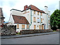 ST5276 : Boarded-up The Lamplighters, Shirehampton, Bristol by Jaggery