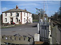 NY4754 : The Corby Bridge Inn, Great Corby, Cumbria by Nigel Thompson