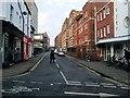 TQ3104 : City College, Pelham Street by Paul Gillett