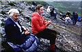 L9181 : Croagh Patrick pilgrimage by Robert Ashby