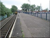 SY0081 : Exmouth railway station, Devon by Nigel Thompson