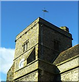 TQ4210 : Tower, St. Thomas Cliffe, Lewes by nick macneill