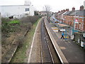 ST1871 : Dingle Road railway station, South Glamorgan by Nigel Thompson