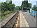 SO0503 : Pentre-bach railway station, Mid Glamorgan by Nigel Thompson