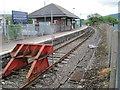 SO0506 : Merthyr Tydfil railway station, Mid Glamorgan by Nigel Thompson