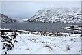 NN6887 : Moorland SW of Loch Cuaich by Dorothy Carse