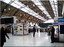 TQ2878 : Victoria station (east), London by Dominique MacNeill