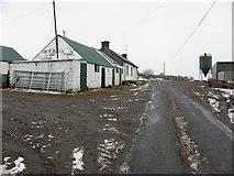 H5672 : Farm buildings, Mullaslin by Kenneth  Allen
