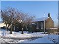 SE0235 : Marsh Methodist Church by John Slater
