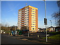 SP0578 : Sisefield Road turning circle, Pool Farm by Richard Vince