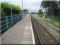 SO1106 : Pontlottyn railway station by Nigel Thompson