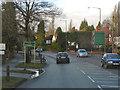 SP1480 : A41, Warwick Road, Solihull by David Dixon