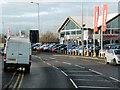 SP1183 : A41, Warwick Road, Acock's Green by David Dixon