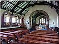 NY5057 : The Parish Church of St Mary Magdalene, Hayton, Interior by Alexander P Kapp