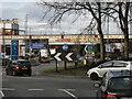 SP0886 : Birmingham, Garrison Circus by David Dixon