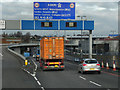 SP0788 : Aston Expressway (A38M) by David Dixon
