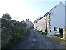 SY6085 : Portesham, Church Lane by Mike Faherty