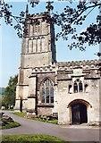ST7693 : St Mary the Virgin, Wotton-Under-Edge by John Salmon