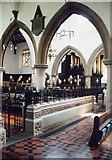 ST7693 : St Mary the Virgin, Wotton-Under-Edge - Interior by John Salmon