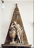 ST7693 : St Mary the Virgin, Wotton-Under-Edge - Monument by John Salmon