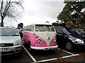 SZ5194 : Volkswagen camper van, Osborne House by nick macneill