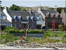 NM2824 : Argyle Hotel Iona by Steve Houldsworth