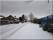 TA0729 : Lowther Street off Walton Street, Hull by Ian S