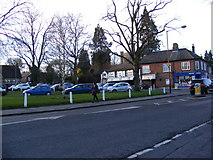 TL1314 : A1081 High Street, Harpenden by Adrian Cable