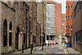 J3373 : Wellington Street, Belfast (2013) by Albert Bridge