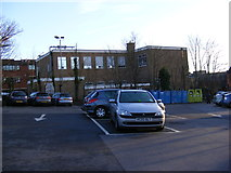 TL1314 : Harpenden Telephone Exchange by Adrian Cable