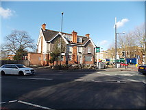 TQ3473 : View of the former Grove pub from Dulwich Common by Robert Lamb