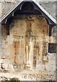 SU3521 : Romsey Abbey - Calvary by John Salmon