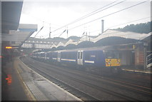 TM1543 : Train at Ipswich Station by N Chadwick