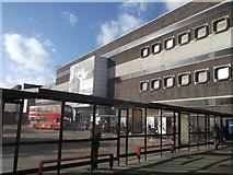TQ2387 : Brent Cross Bus Station by David Anstiss