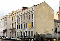 J3374 : Nos 5-6 College Square North, Belfast by Albert Bridge