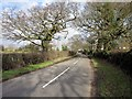 SJ3870 : Overwood Lane, Mollington by Jeff Buck