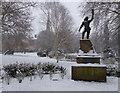 SK5804 : Statue of Richard III by Mat Fascione