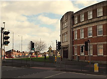 SK4641 : Ilkeston DE7, Derbys by David Hallam-Jones