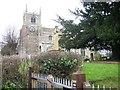 TL2075 : St Martins Church, Little Stukeley by Alex McGregor
