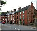 ST7598 : Row of three-storey buildings, Parsonage Street, Dursley by Jaggery