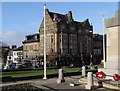 SE3055 : Bettys Tea Rooms from the war memorial, Harrogate by Andrew Hill